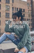 Meeting New People {Miniminter/ Selena Gomez FF}(completed) by sidefan7