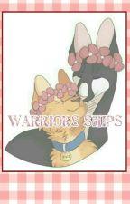 Warriors Ships by Silvertheturtledog