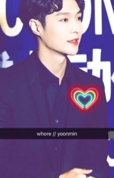whore // yoonmin