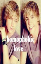 Homophobic love (boyxboy) by Nikkidagreat