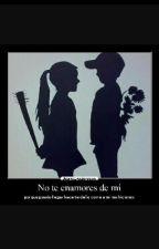 No Te Enamores  by AngelLR14