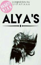 Alya's by roselfiaa