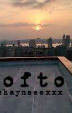 Rooftop | One Shot | by shnmrhrz