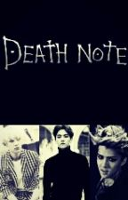 DEATH NOTE  by EuropaYooSulHan