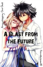 A Blast From The Future - Amourshipping One-Shot by rosepetals_and_fire