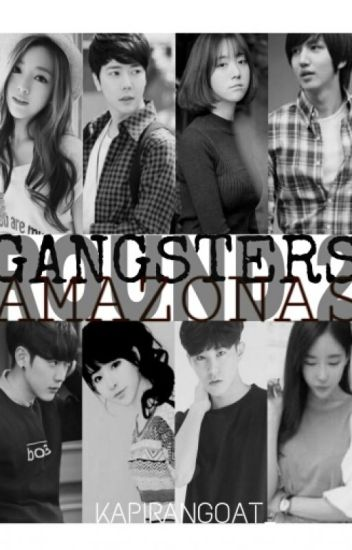 GANGSTERS VS AMAZONAS: ROUND 2