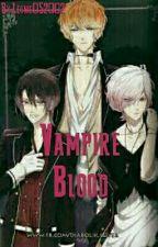Vampire Blood (Diabolik Lovers ff) by Leonie052002