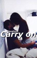 Carry On || Luke Hemmings  by parkjiminahh