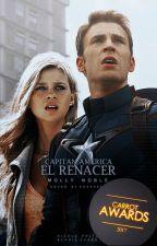 Capitán América: El Renacer [1] by mxllyinwonderland