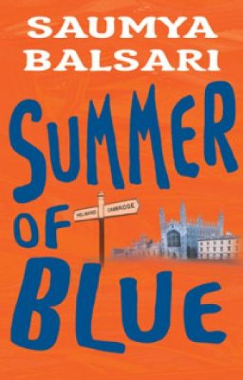 Summer of Blue (novel published June 2013/Creaya Books) First Two Chapters