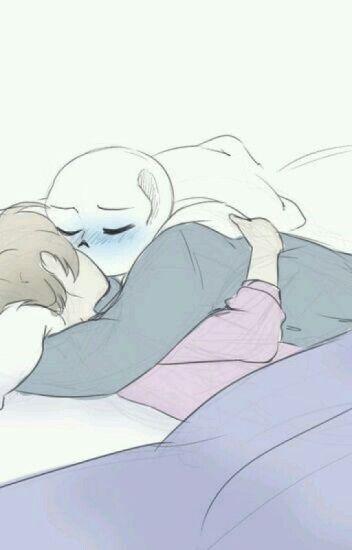 It's Bed Time Kiddo (Sans x Frisk)