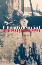 É Confidencial by jajanaenini