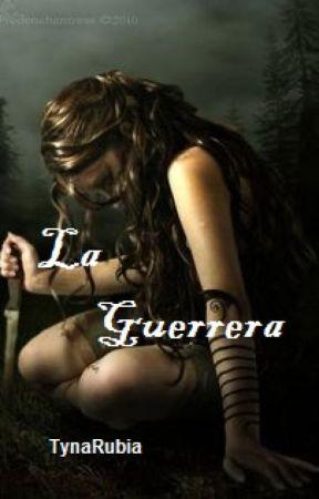 La Guerrera by tynarubia