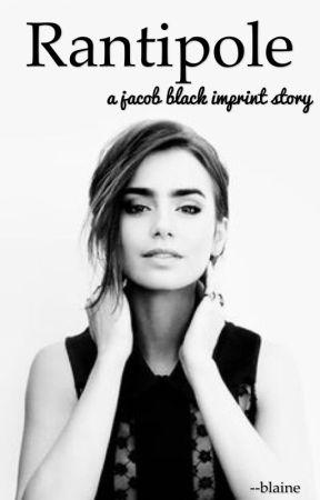 rantipole↠ jacob black by --blaine