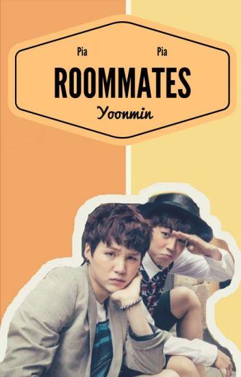 Roommates [Yoonmin]