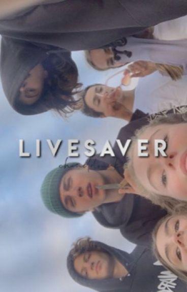 Lifesaver→Brooklyn Beckham|#wattys2016