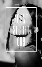 Agent secret 009 by mmatgar