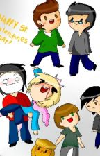 Youtubers Juniors  by lutaxx12