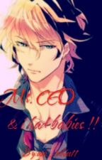 Mr. CEO & I had BABIES ! (Mpreg) by ani_mhiee11