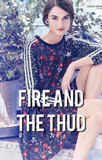 Fire and the thud /Teen Wolf
