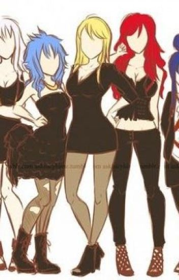 Fairy Tail Girls Son scenarios