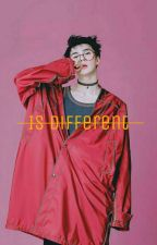 ↛With You Everything Is Different↚(Oh Sehun) by Wingxs