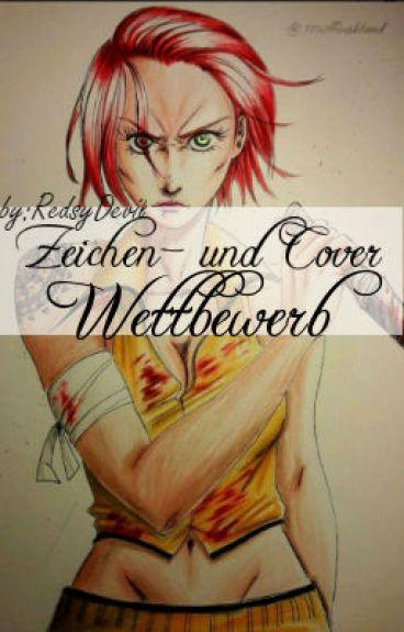 Zeichen- und Coverwettbewerb