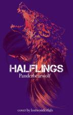 Halflings. by Panderbearwolf
