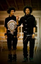 The Boys Next Door (Les Twins) by aj2g06