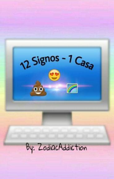 12 SIGNOS - 1 CASA