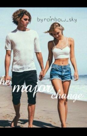 The Major Change by rainbow_sky