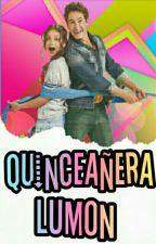 Quinceañera- Lumón  by AndreaCruz354