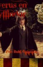 Severus en Gryffindor by RubiGalasanz