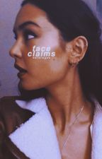 FACE CLAIMS ✲ by VoidReyes