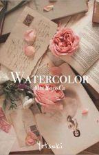 Watercolor ∞ Min Yoongi  by yotsuki