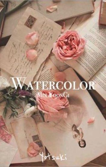 Watercolor | Min Yoongi [Em Hiato]