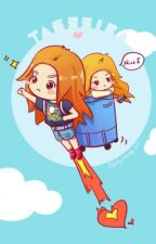 [ShortFic] Just A Kiss [TaengSic][Completed] by Kiddo_Still_Young