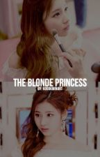 The Blonde Princess // Lucaya AU Fanfic by jikooksoul