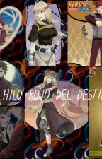 El Hilo Rojo Del Destino ( Gaara X Nezumi) by marism31