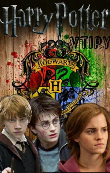 Harry Potter Vtipy