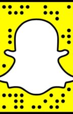 Snapchat de famosos  by Akari_andrea