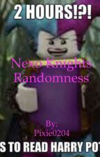 Nexo Knights Randomness  by Pixie0204