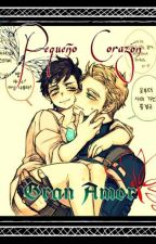 Pequeño Corazon, Gran Amor [Stony] by Kuma_Kuroko