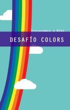 Desafío colors by UnPezLlamadoMiki