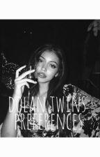 Dolan twins preferences  by dolan_twins_fanfic