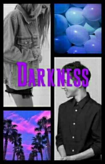 Darkness [Hunter Rowland y tú] // Terminada