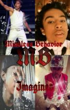 Mindless Behavior Imagines by datafrokid_