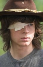 Am I really safe? (Carl grimes x reader) by hayesgrier43