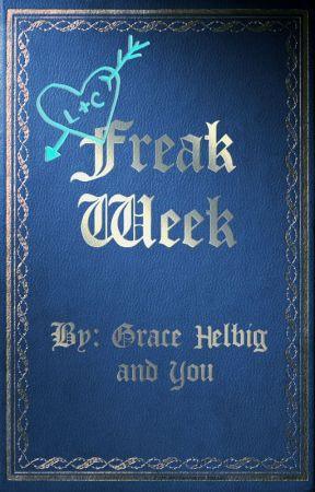 Freak Week by WritingWith