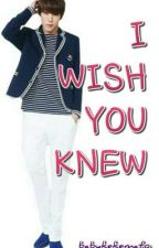 I Wish You Knew (B.A.P HimChan OneShot) by daebooty